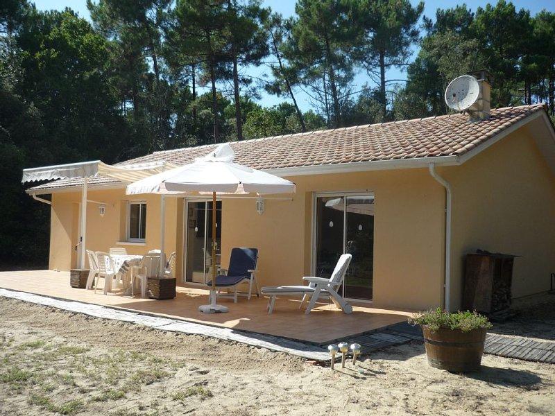Le Verdon Sur Mer: Maison Oceane, aluguéis de temporada em Le Verdon Sur Mer