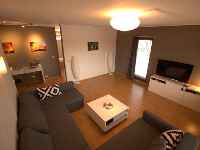 Modern, Stylish House in Selfoss, holiday rental in Selfoss
