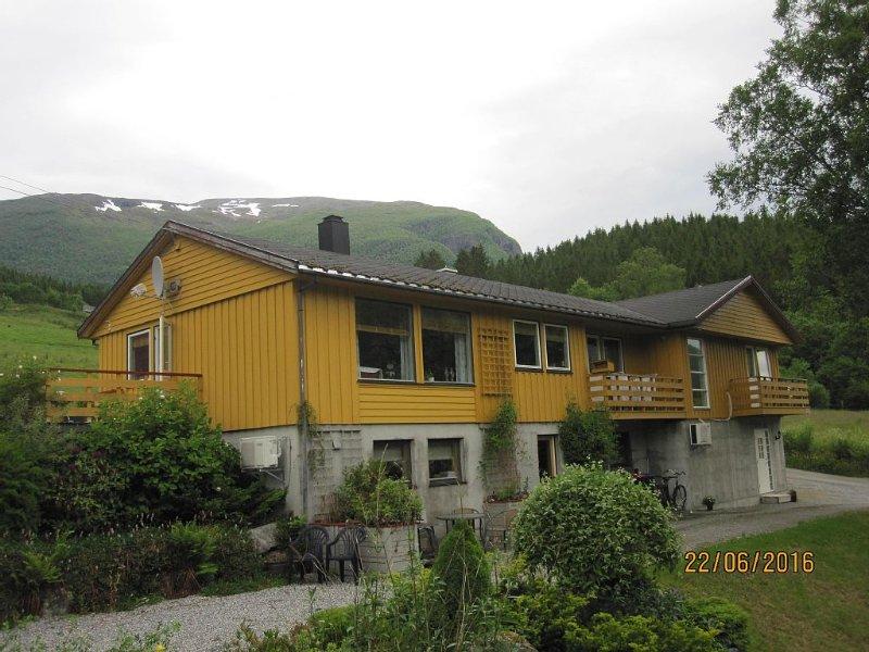 Family Friendly, Fishing, Close aquatic center, Great scenery., location de vacances à Møre og Romsdal