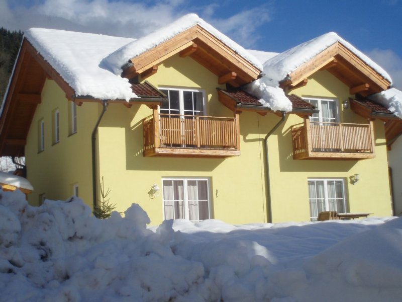 Luxe chalet met gratis WIFI en uitzicht op de prachtige Dolomieten!, location de vacances à Ravascletto