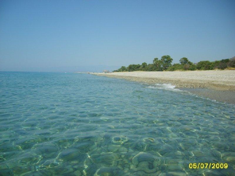 Appartamento per 6 persone, nei pressi di Caulonia, molto vicino al mare,, vacation rental in Caulonia