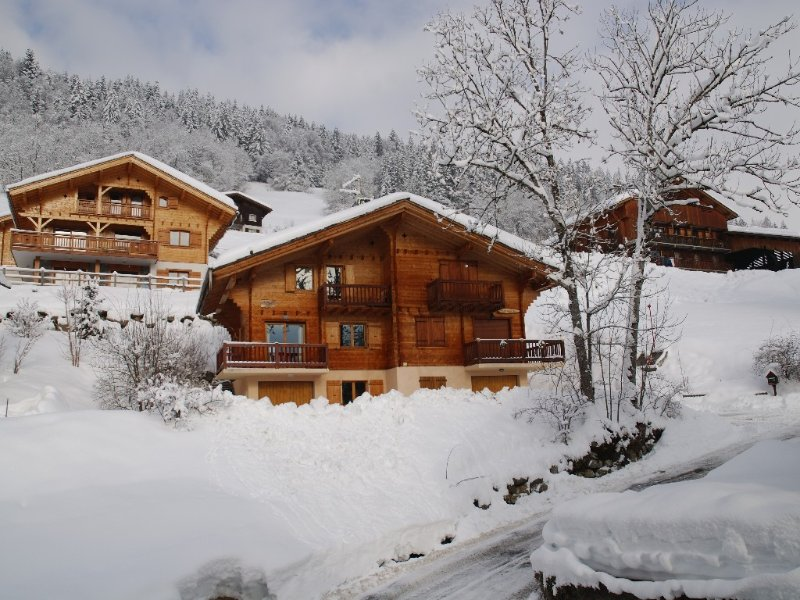 Chalet in French Alps -  Beautiful, quiet location, alquiler de vacaciones en Le Grand-Bornand