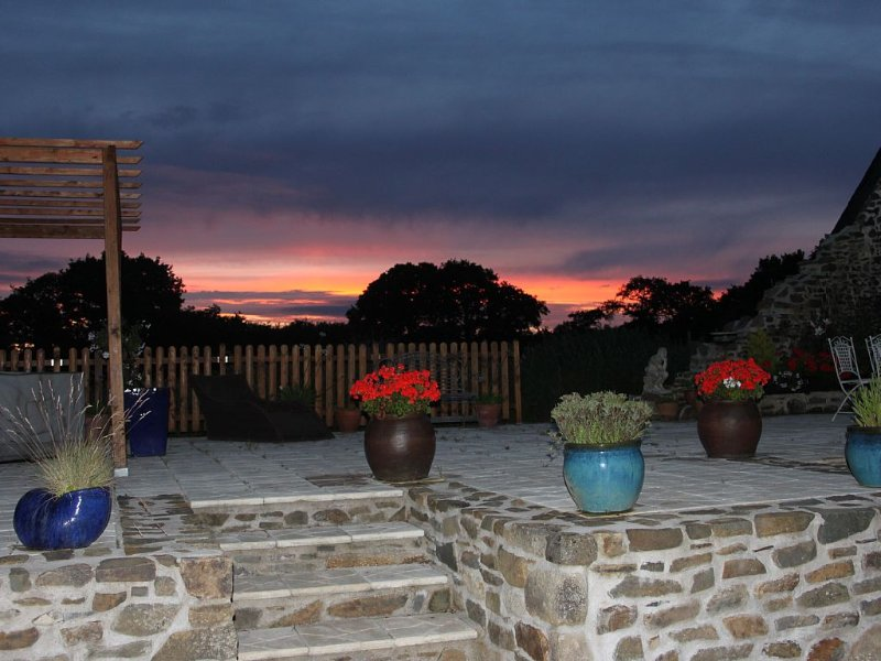 Family-friendly Farm Cottage., holiday rental in Carnoet
