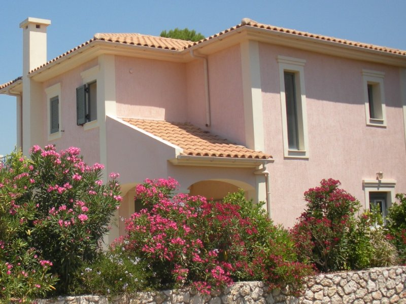 Villa Argante, Luxury Villa With Private Pool & Stunning Views, Free Wi-Fi, alquiler de vacaciones en Cefalonia