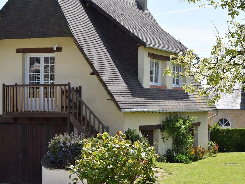 Bayeux Agy: Charmante maison, au coeur de la campagne., casa vacanza a Bayeux