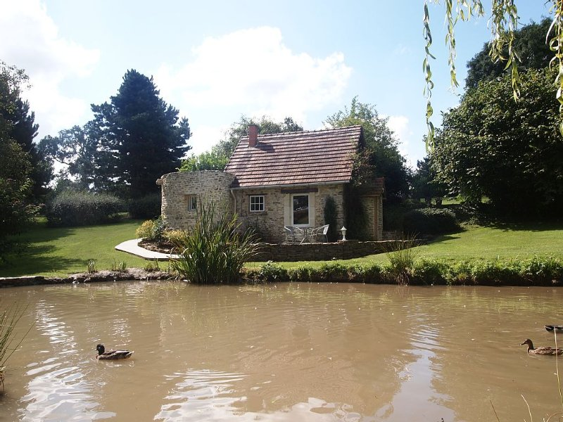 Maizet: house in the valley, holiday rental in Culey Le Patry