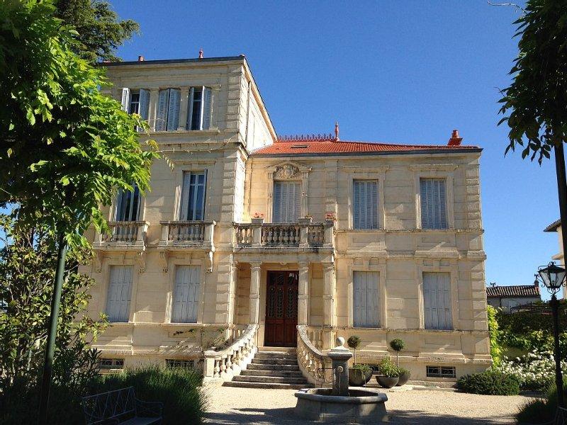 Villa au coeur St Rémy de Provence, Ferienwohnung in St-Rémy-de-Provence