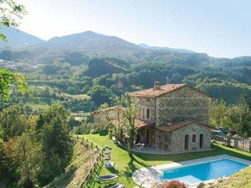 Villa in stunning location