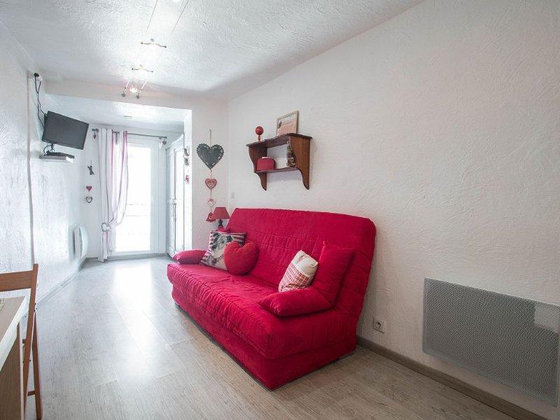 Studio  en plein centre du village, bien exposé et bien agencé, casa vacanza a Bairols