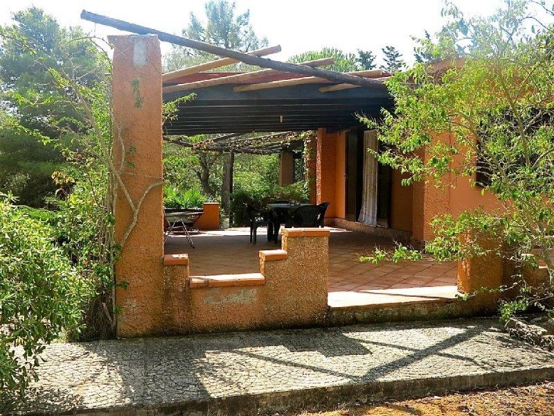 Villa Piras a 150 metri dal mare