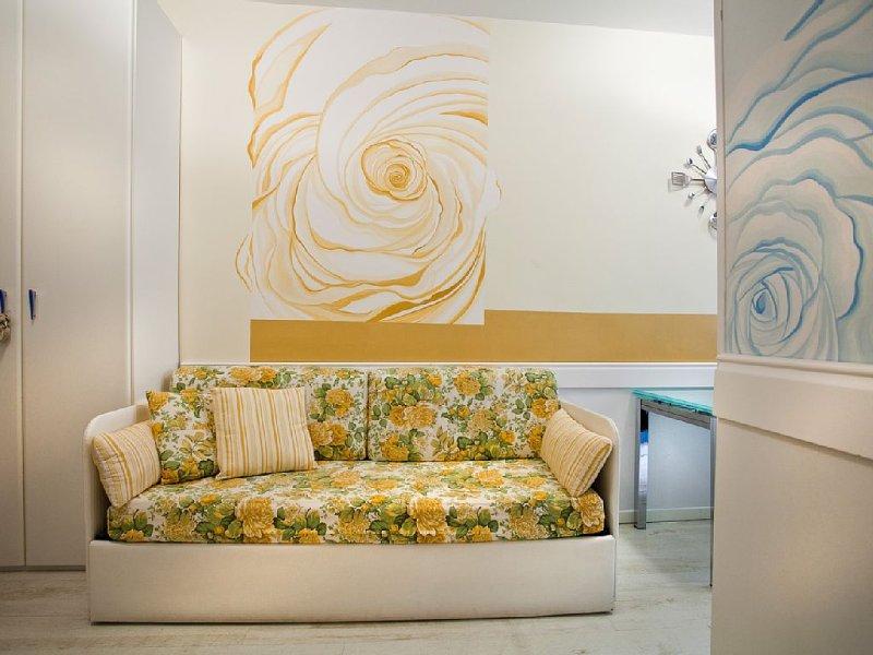 Elegante bilocale ,nella città di verona ' palcoscenico dell'amore ', holiday rental in San Massimo