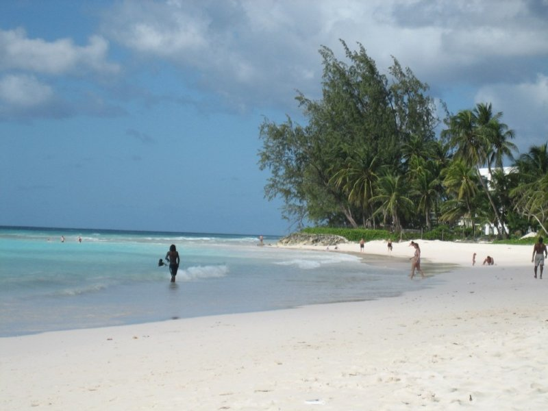 Rockley (Accra) Beach - just one mile away