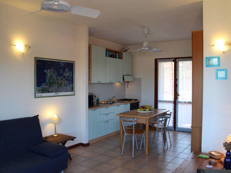 Grande appartamento Casa San Pasquale, aluguéis de temporada em Barrabisa