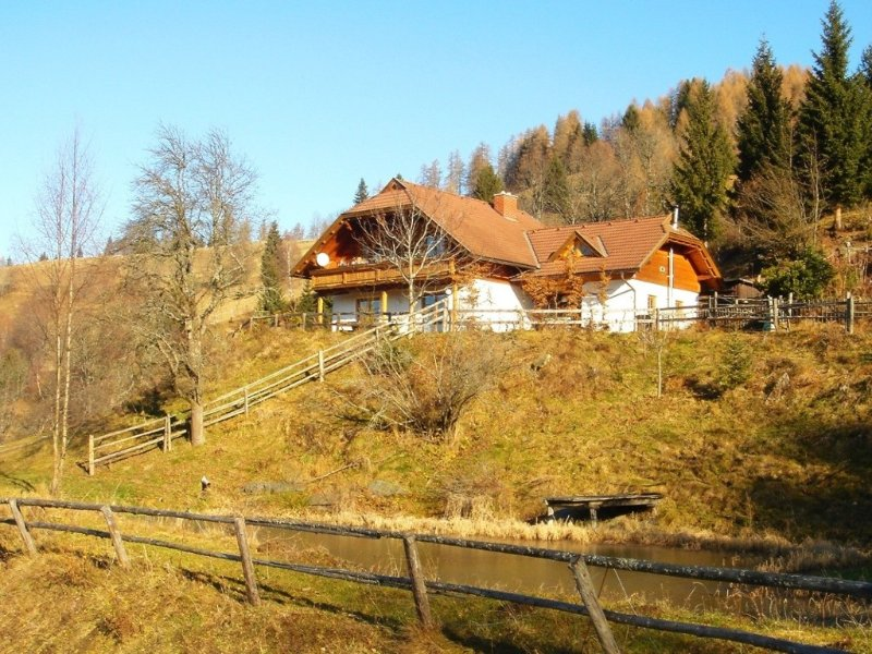 Ultimate Tranquillity at 1,100m - the Austrian Alm, holiday rental in Sirnitz-Sonnseite