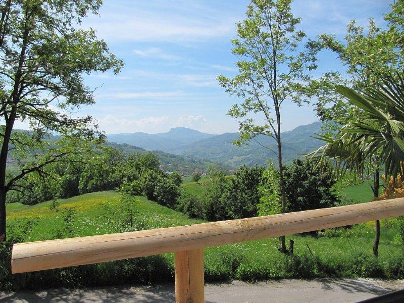 Ontdek het 'verborgen' Italië en geniet van natuur en cultuur!, vacation rental in Baiso