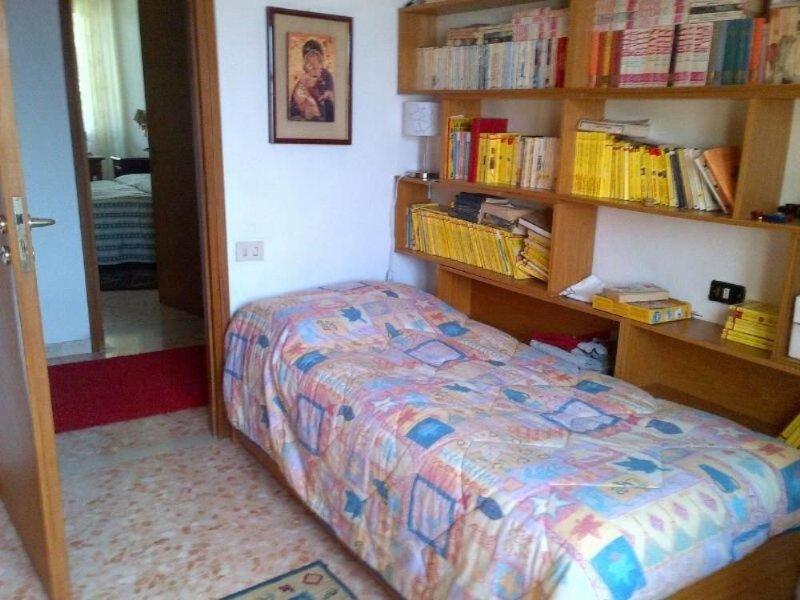 3° Camera da letto singola.