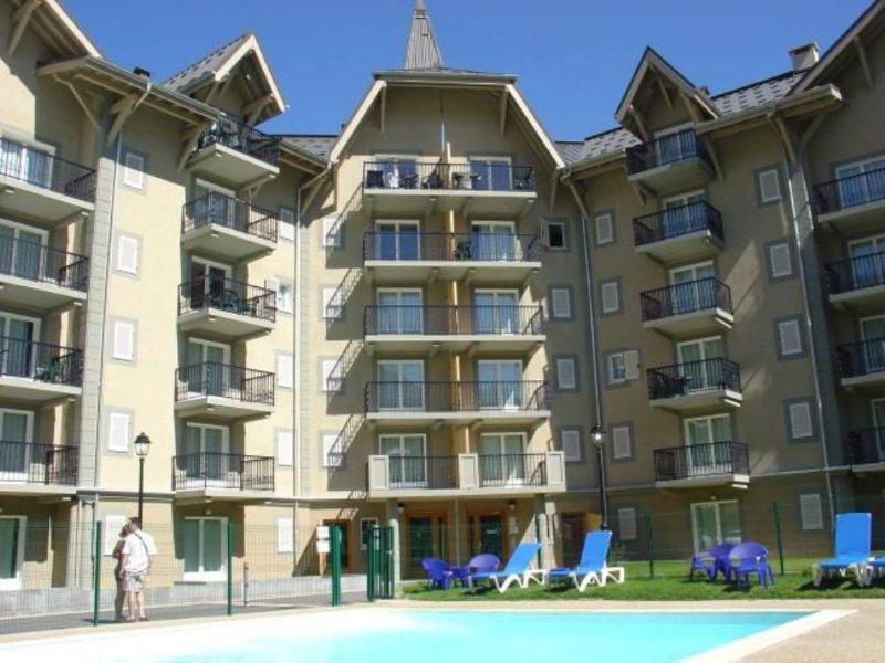 Appart.ds résidence situé à 50 mètres des télécabines, holiday rental in Saint-Gervais-les-Bains