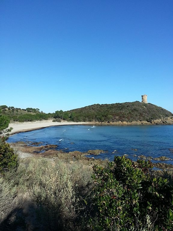 plage de Fautéa