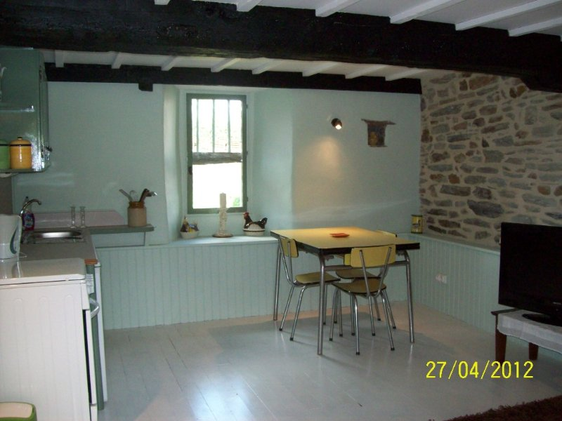 Gite, cottage close to the Normandy landing beaches, holiday rental in Saint-Lo