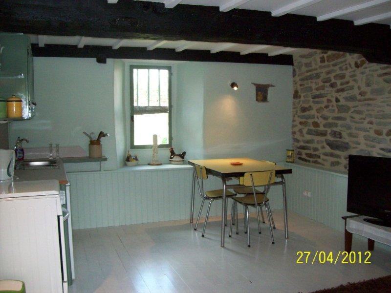 Gite, cottage close to the Normandy landing beaches, alquiler vacacional en Le Dezert