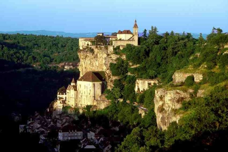 Rocamadour - 30 minutes drive