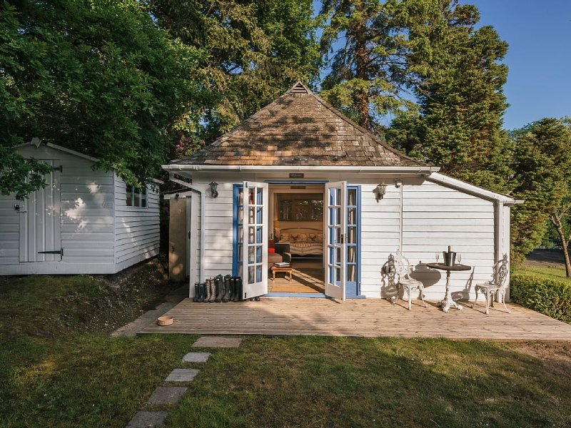 Welcome to The Summer House nestled in a quiet corner of The New Forest.