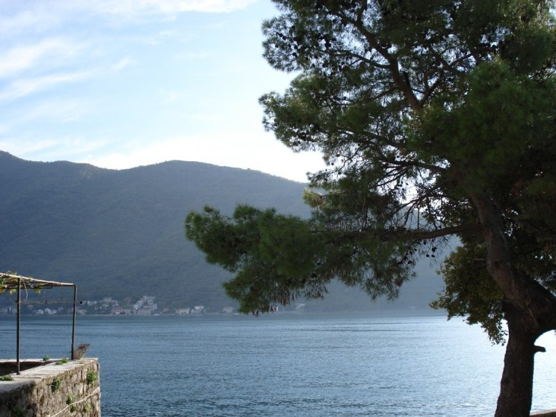 Perast, Montenegro: : Beautiful stone apartment only 10 meters from the Bay, vakantiewoning in Gemeente Kotor