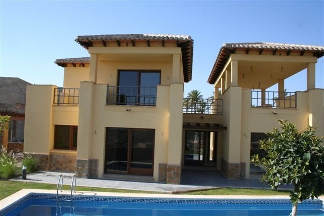Lovely detached 3 bedroom villa on Valle del Este golf course., location de vacances à Vera