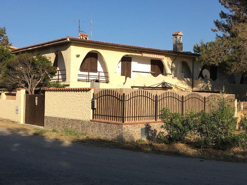 """Sa Rocca Tunda 200mt. dal mare 1 P. """"I CORBEZZOLI"""", vacation rental in Torre del Pozzo"""
