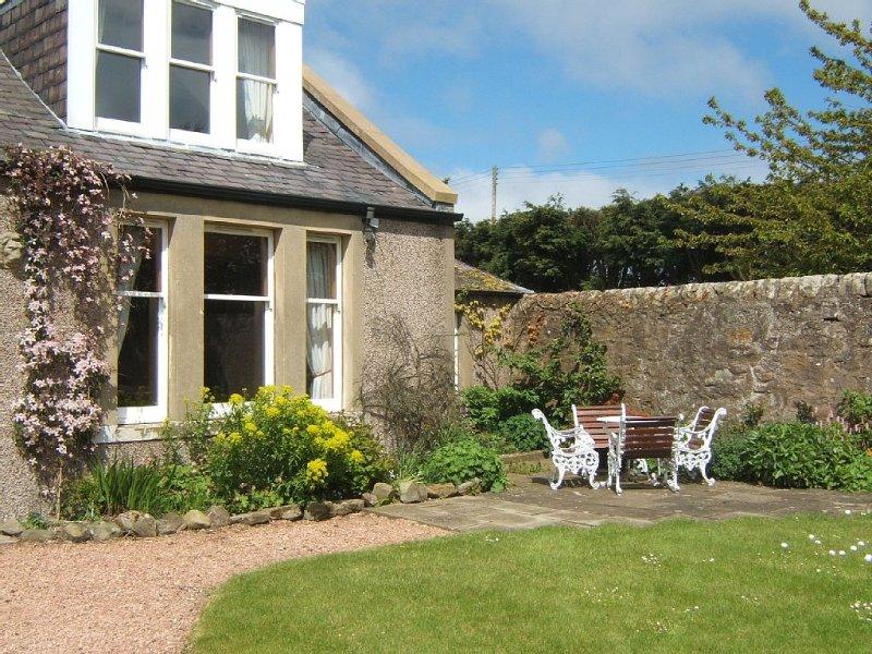 Farmhouse Apartment Near To St. Andrews, location de vacances à Boarhills