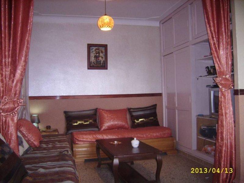BEJAIA  CENTRE-VILLE animé (appt avec vues panoramiques), location de vacances à Bejaia