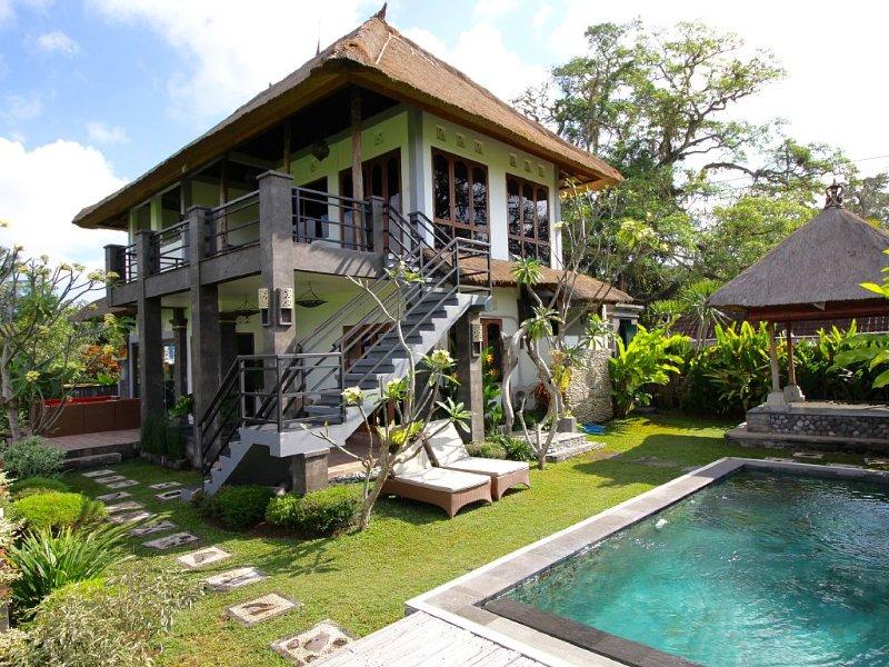 Villa sur 2 niveaux