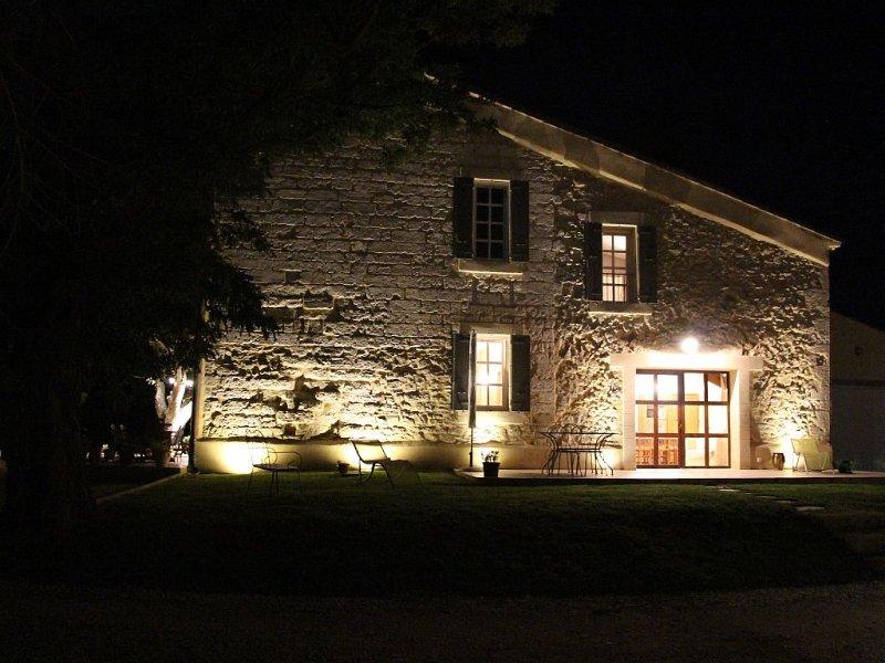 The Little Grove, rural property, location de vacances à Châteauneuf-du-Pape