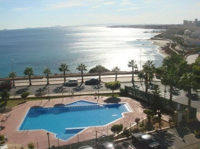 Amazing Sea Views, Front Line To The Sea!, holiday rental in Cabo Roig
