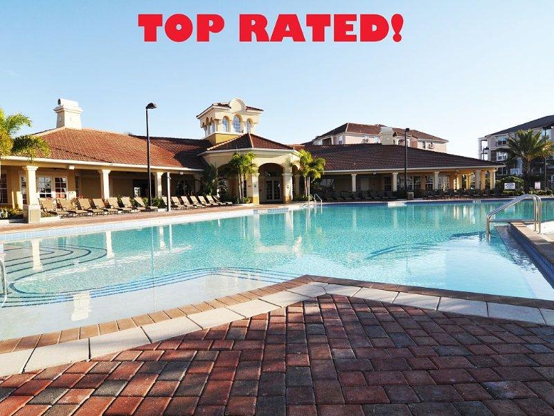 Exclusive  townhouse  in Orlando, Disneyworld, Universal Studios, OCCC,  Florida, vacation rental in Orlando