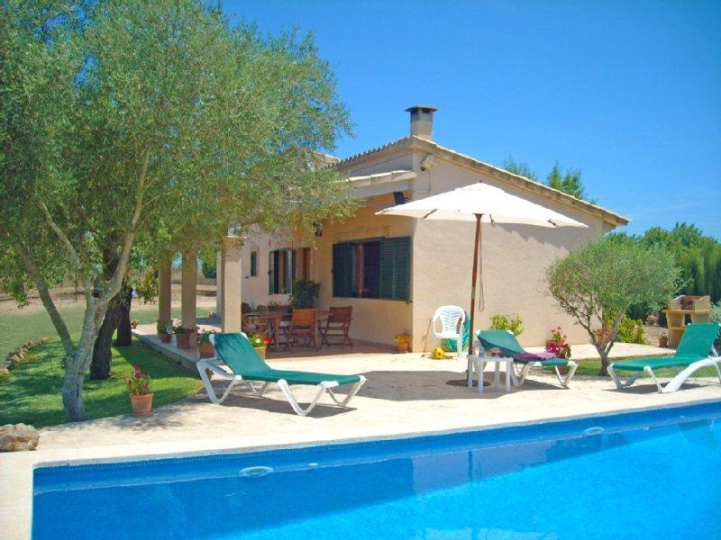Casa con piscina privada   OFERTA ESPECIAL, Ferienwohnung in Santa Margalida