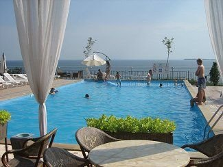 Luxury Complex with Enviable Views across Sunny Beach, Nessebar Bay, vacation rental in Sveti Vlas