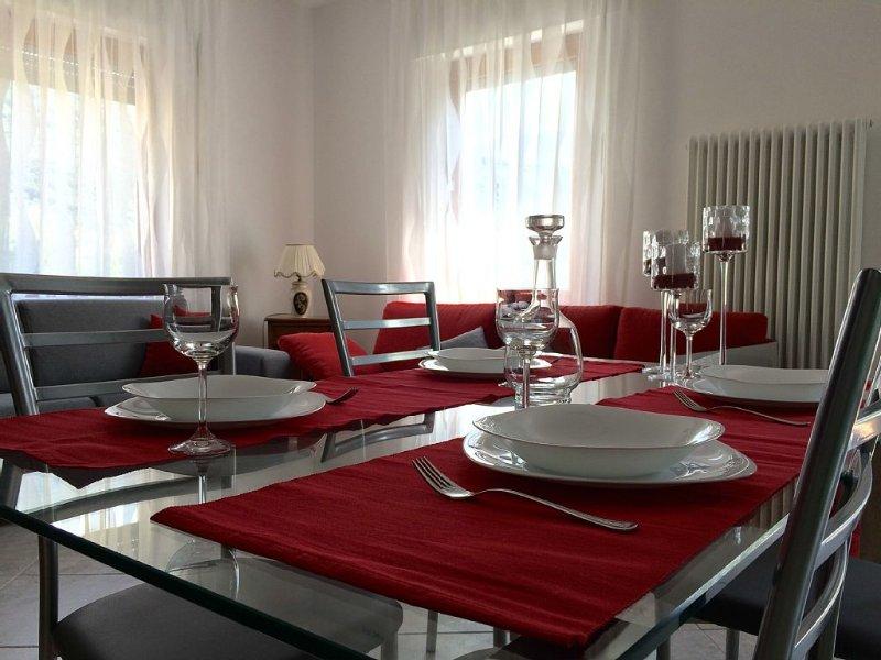 Toniol Apartment - Soleggiato appartamento in casa privata a Riva del Garda, Ferienwohnung in Torbole