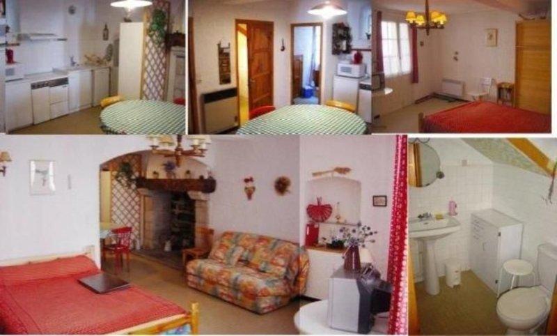 grand Studio de 45 m2, dans maison/ citadelle , à 1650 m. d'altitude, vacation rental in Saint-Pierre-dels-Forcats