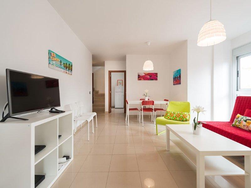 Gorgeous Canteras Duplex, vacation rental in Las Palmas de Gran Canaria