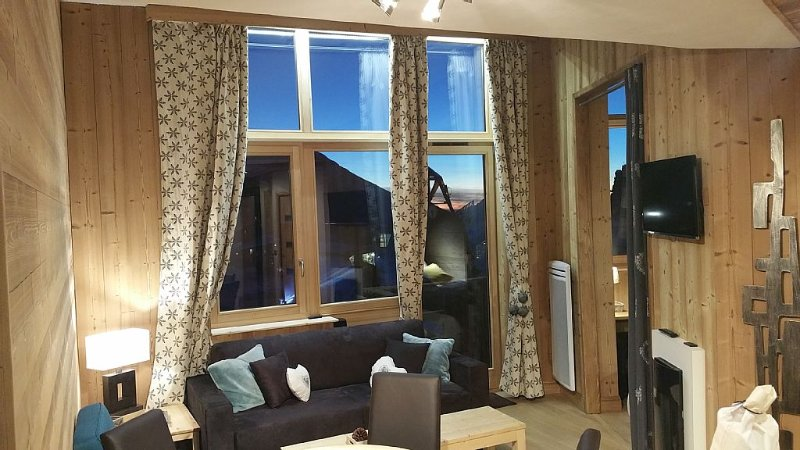 Apartment 'Grand Charm', Centre Station, 4 people, vacation rental in Morzine