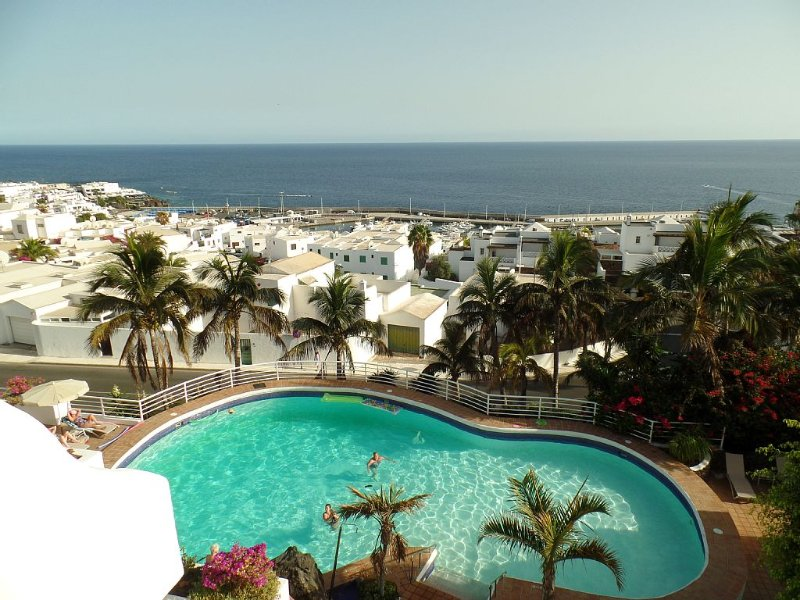 Fantastic Sea View, Set In The Best Puerto Del Carmen Complexes, Privately Owned, Ferienwohnung in Tias