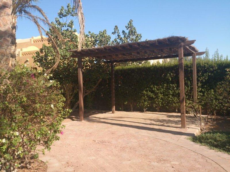 Garden Villa Front