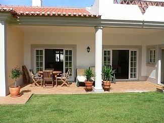 Rear patio/terrace