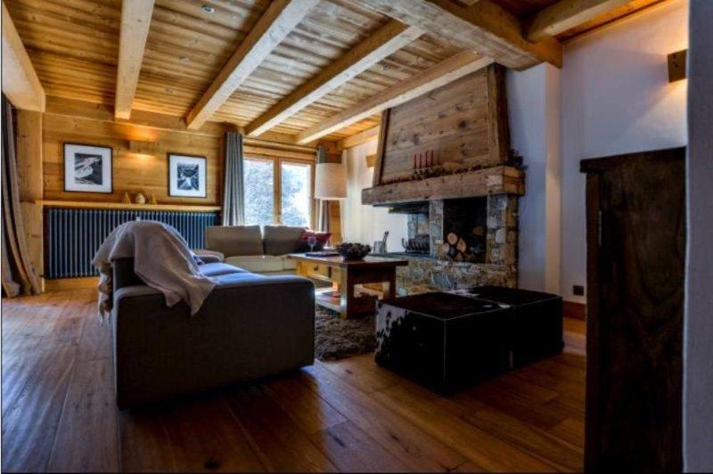 Appartement sur les pistes du Mont d'Arbois, alquiler vacacional en Megève