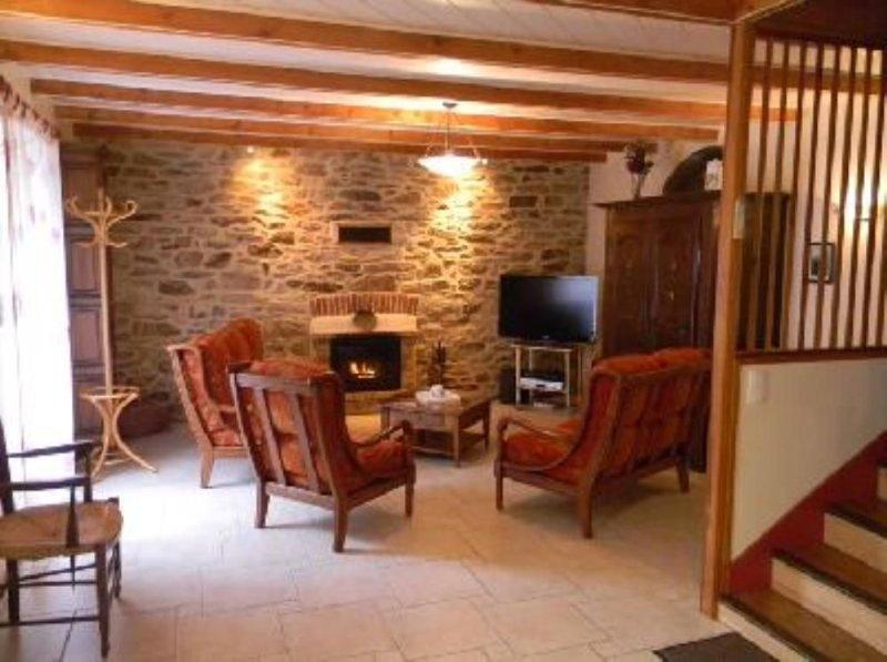 Maison campargnarde de 1890 pour 6 pers. à 2 mn des commerces • 3 Clés Vacances, location de vacances à Plogonnec