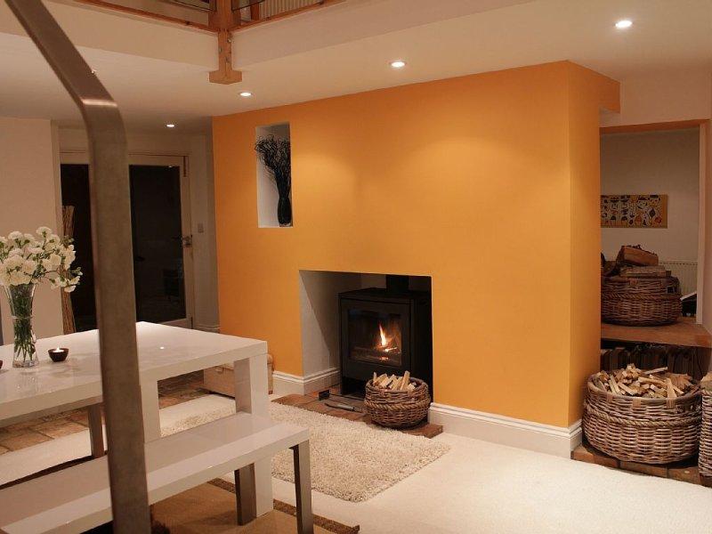 Historic Cottage With A Contemporary Interior In Docking Near Burnham Market, location de vacances à Docking