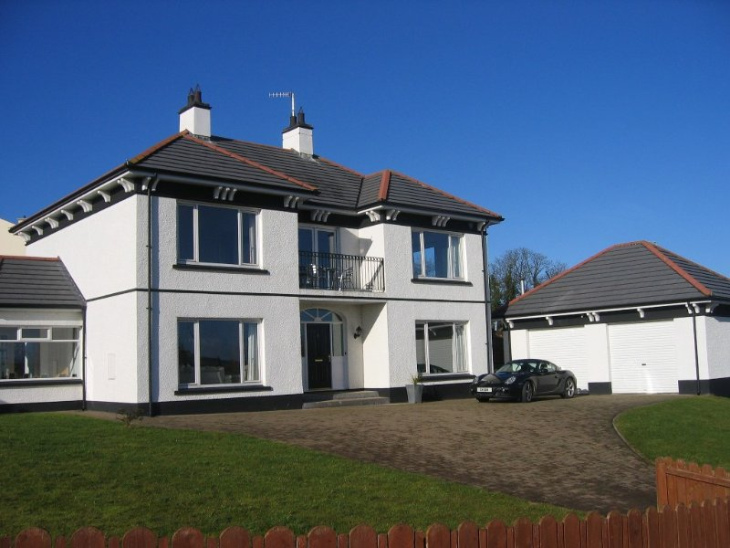 Stunning new home in exquisite location, holiday rental in Cushendun