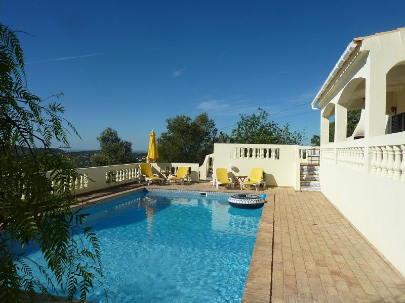 Villa With Private Pool, holiday rental in Tareja