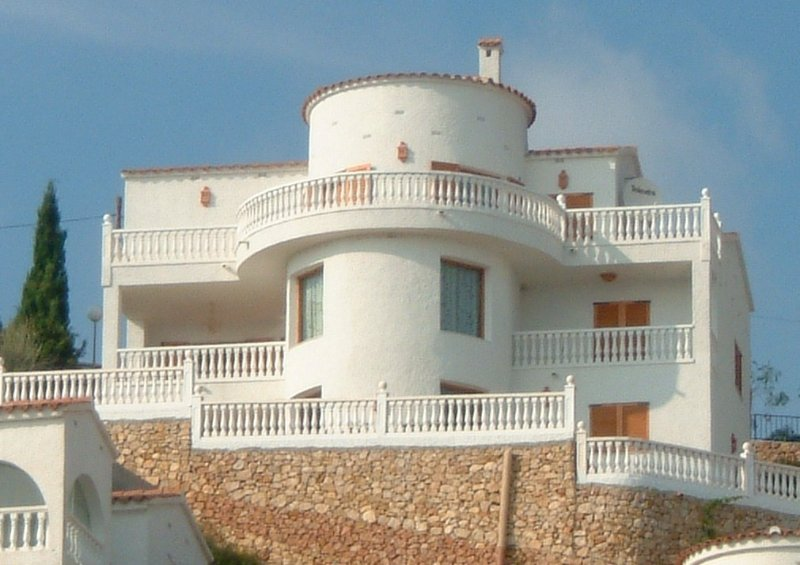 A truly luxurious family home with probably the best views in Alcossebre, vacation rental in Alcossebre
